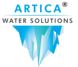 artica water traitement eau logo